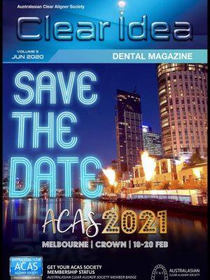 Clear Idea - Dental Magazine Issues - Australasian Dentist